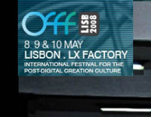 TODAY at OFFF 2008, Lisbon