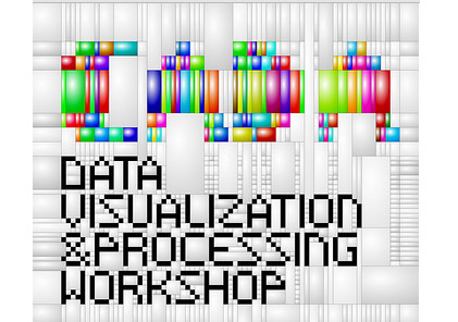 DataViz & Processing workshop with Karsten Schmidt (toxi)