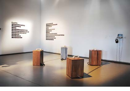 TODAY in Pronto! On Telephony at plug.in gallery, Basel