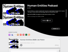 Human Entities Podcast